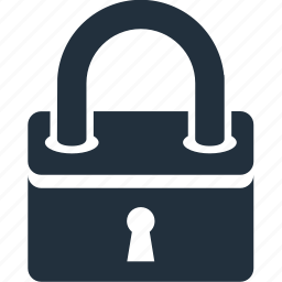 key, lock, locked, password, protection, safety, security icon