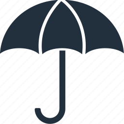 floppy, protection, rain, safety, secure, umbrella icon