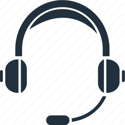 communication, contact, headphone, help, support, talk icon