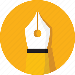 design, draw, drawing, paint, pen, plume, tool icon