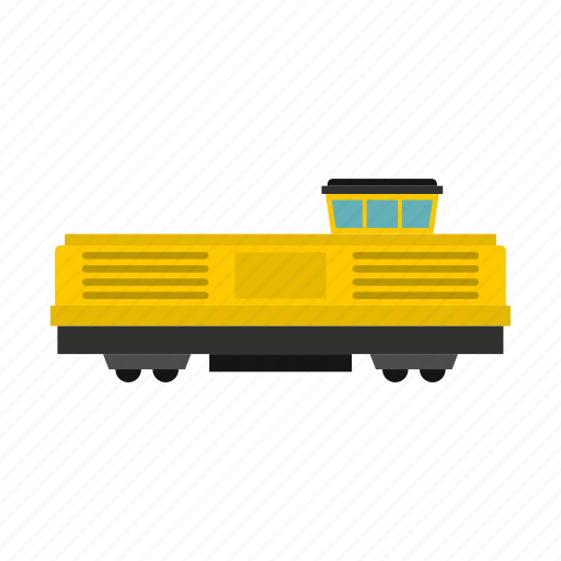 Cargo, freight, load, rail, railway, train, transport icon - Download on Iconfinder