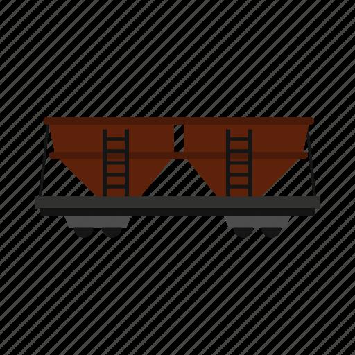 boxcar, car, cargo, carriage, freight, railroad, wagon icon