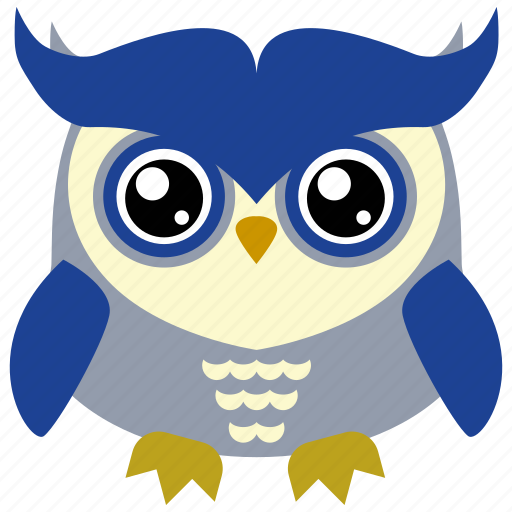 animal, bird, cute, owl, wild, zoo icon