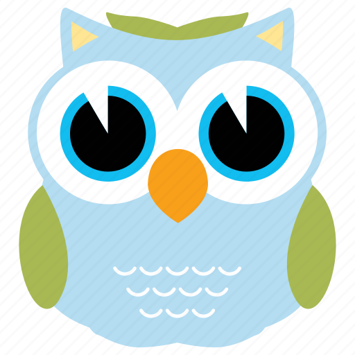 Animal, bird, owl, cute, fowl icon - Download on Iconfinder