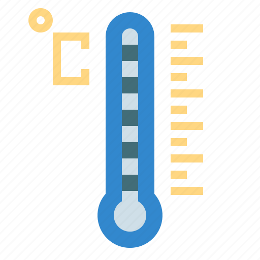 Celsius, temperature, thermometer, weather icon - Download on Iconfinder