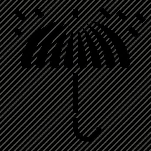 Protection, rain, umbrella, weather icon - Download on Iconfinder