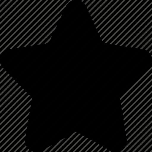 award, bookmark, favorite, like, rank, rating, star icon