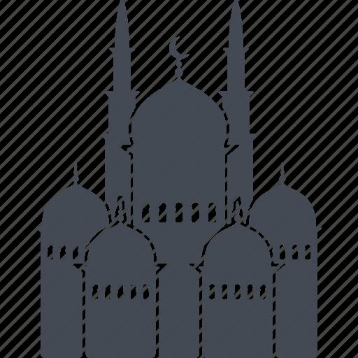 building, islam, muslim, ramadan, structure icon