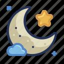 islam, moon, muslim, ramadan