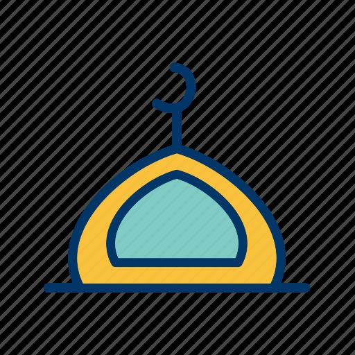 believe, islam, islamic, mosque, muslim, religion icon