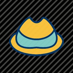 accessory, cap, fashion, hat, wear icon