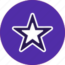 favourite, like, quality, rating, star icon