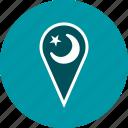 minarat, muslim, religious icon