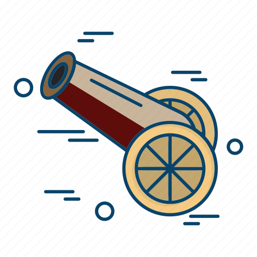 Cannon, islamic, muslim, religion icon - Download on Iconfinder