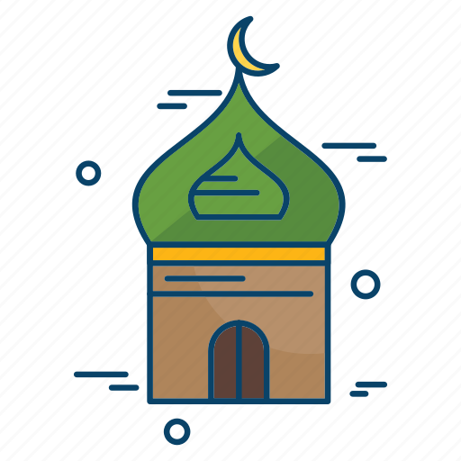 Islamic, mosque, muslim, religion icon - Download on Iconfinder