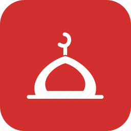 mosque, muslim, prayer, religion icon