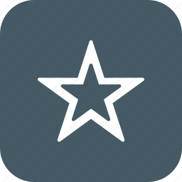 best, favourite, like, rating, star icon