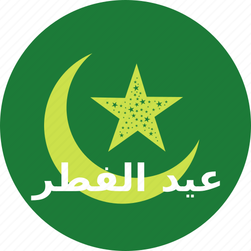 crescent, greetings, islam, moon, ramadan, ramzan, star icon