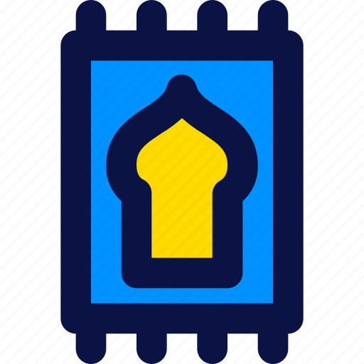 islamic, muslim, prayer, ramadan, rugs icon