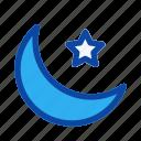 crescent, islam, moon, muslim, ramadhan