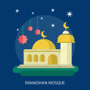 event, islamic, moslem, mosque, ramadan, religion, star icon