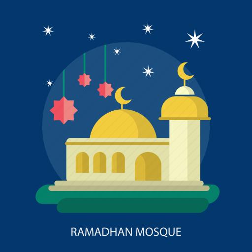 event, islamic, moslem, mosque, ramadan, religion, star icon