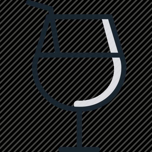 Drink, glass, juice, lemonade icon - Download on Iconfinder