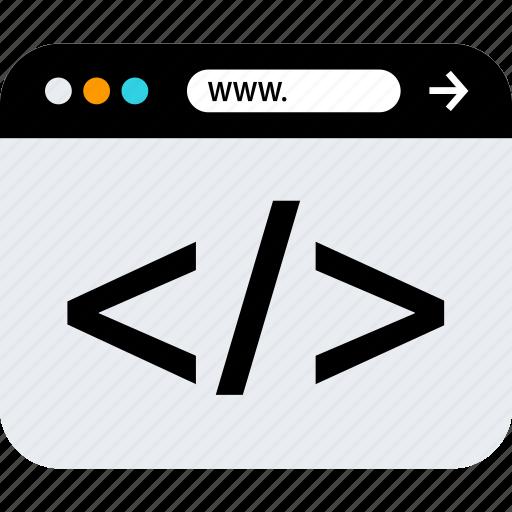 Development, web, www icon - Download on Iconfinder