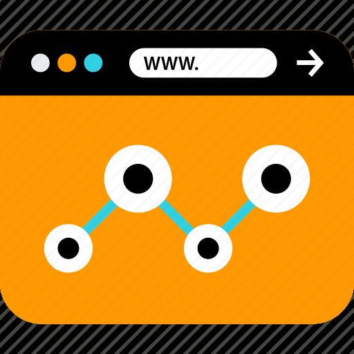 browser, data, web, www icon
