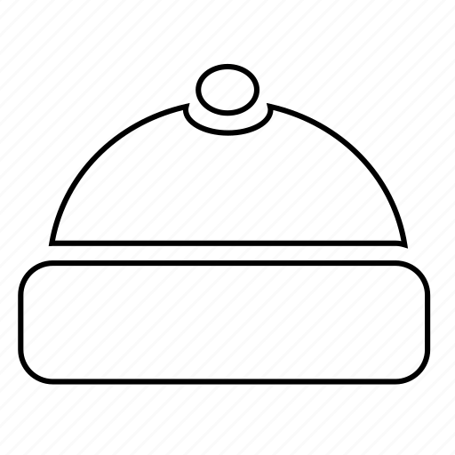bonnet, cap, clothe, clothing, hat icon