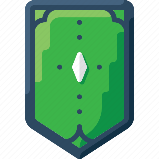 army, badge, green, insignia, military, one, rank icon