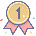 approved, excellent, good, rank, top icon