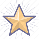 achievement, army, badge icon