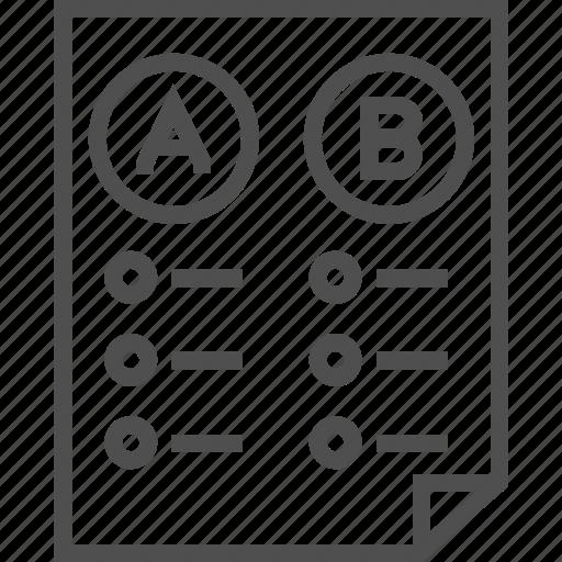 board, check, checklist, clipboard, list icon