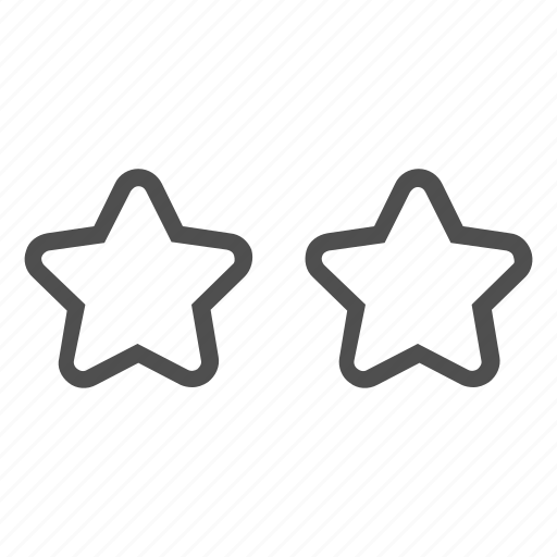 favorite, interface, rate, rating, star, stars, survey icon