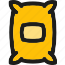 bag, bake, bakery, bread, flour, store, wheat icon