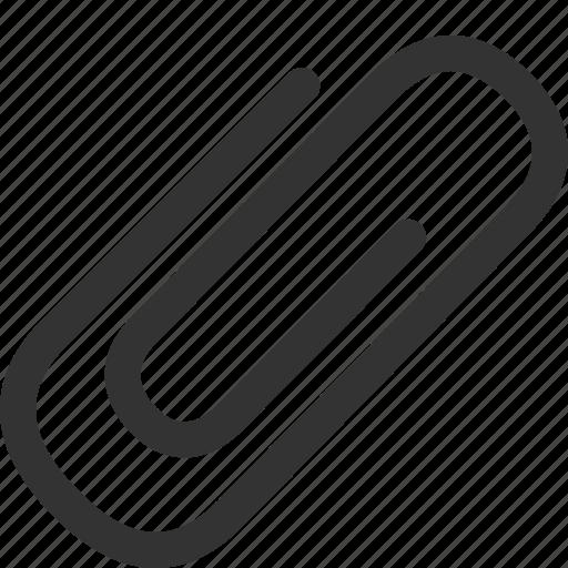 attach, attachment, clip, paper clip, paperclip icon