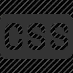 code, css, html, script icon