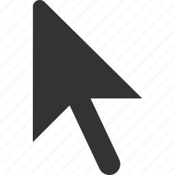 arrow, cursor, mouse, pointer, up icon