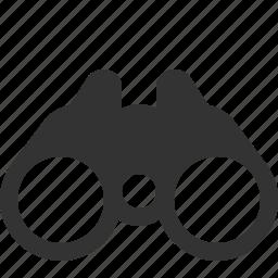 binocular, binoculars, explore, find, search, view, zoom icon