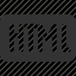 code, html, internet, seo, source icon