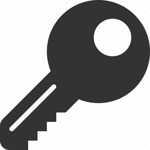 key, lock, locked, password, protection, secure, security icon