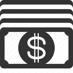 business, cash, currency, dollar, money, payment, price icon