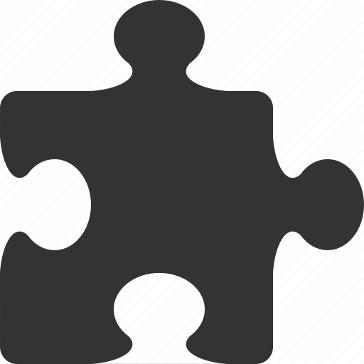 component, element, game, part, piece, plug, plugin icon