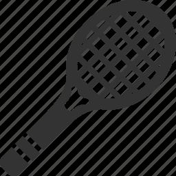 fitness, game, play, raquet, sport, tennis, training icon