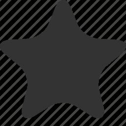 award, bookmark, favorite, favorites, favourite, like, star icon