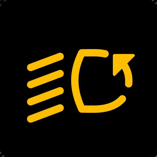 adaptive, lamp, lighting icon