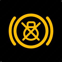 brake, lamp, lights, warning icon