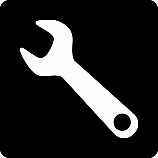 Fault, problem, wrench, repair icon