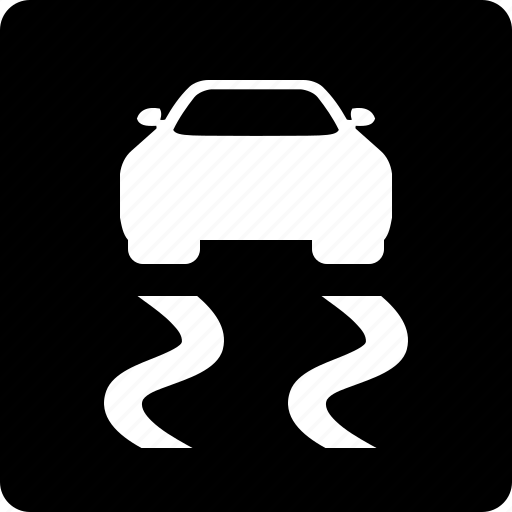 car, control, off, stability icon
